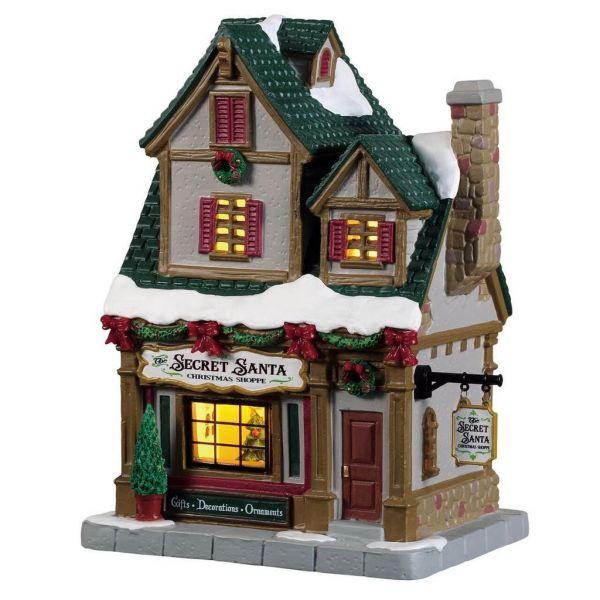 LEMAX - The Secret Santa Christmas Shop