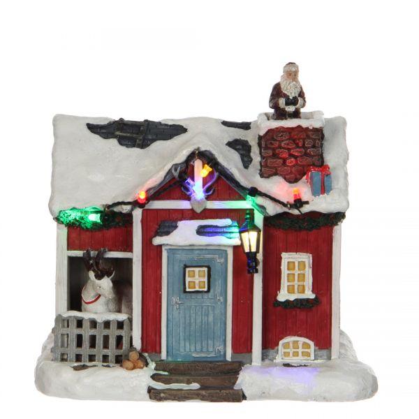 LUVILLE - Visit Santa