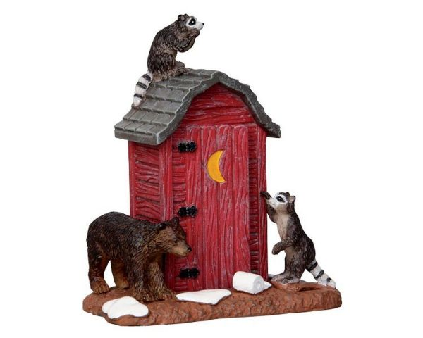 LEMAX - Outhouse Marauders
