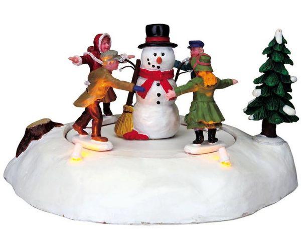 LEMAX - Merry Snowman