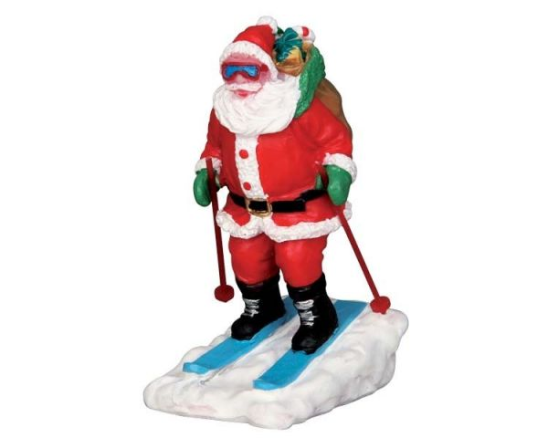 LEMAX - Santa Skier