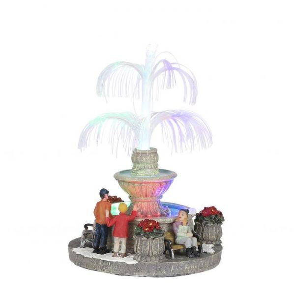 LUVILLE - Fiber Optic Fountain
