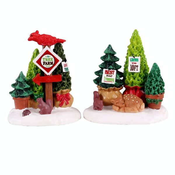 LEMAX - Tree Farm Display