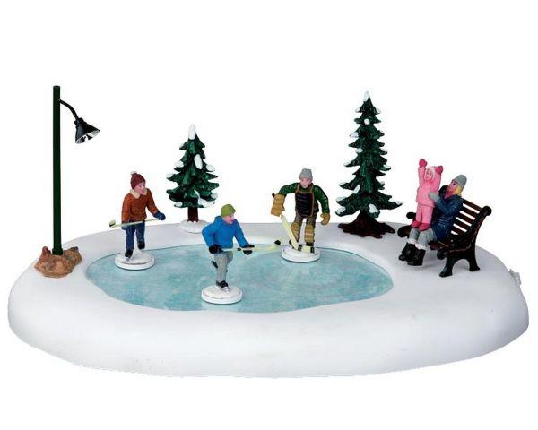 LEMAX - Holiday Hockey