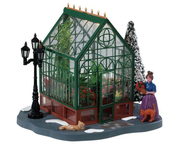 LEMAX - Victorian Greenhouse